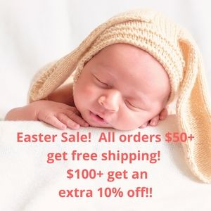 Easter sale!🐑🐇🐣